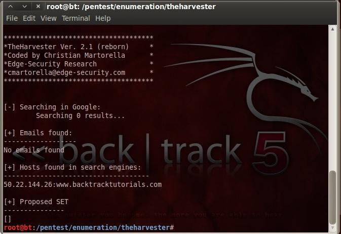 Backtrackoperatingsystem - Summer Workshop On Cyber Security-3829